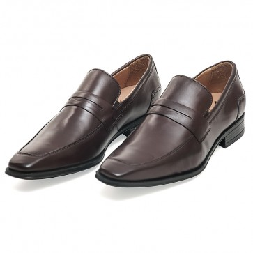 Sapato Clássico Penny Loafer Mouro